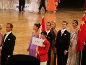 Jean-Francois Messier, Marie Bolduc Alex Chalkevitch, Larissa Kerbel Canadian Team in Japan, Sept 17