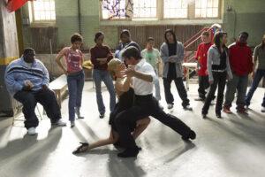 The dance drama