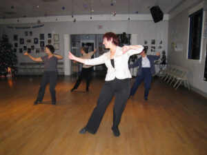 Irina Prodan - Yasel, Vancouver Registered DanceSport Adjudicator