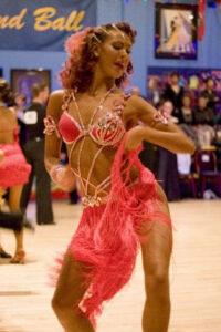 Julia Vokhmina, Grand Ball 2006