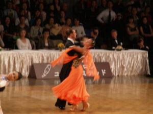 2006 World Prof. Standard Champions Mirko Gozzoli and Alessia Betti