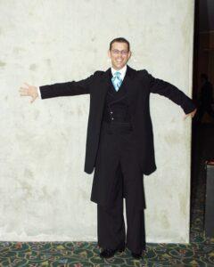 Mr. Brian Torner Canadian DanceSport Adjudicator