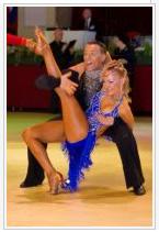 Marco Cuocci & Nadiya Dyatlova World Cup 10 Dance, 29 Sep 2007