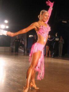 Nadiya Dyatlova, Olsztyn Currently dancing for Italy