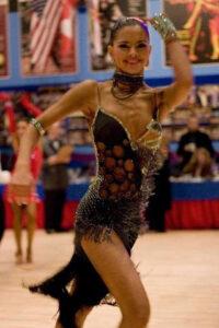 Vlada Semenova, Grand Ball 2006 Under 21 Latin Open Winner