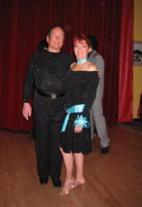 Vice President of Dancesport Alberta