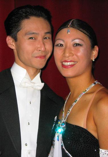 Grand Ball 2005, November 12th Joel Marasigan and Clara Shih