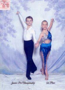 Mistletoe Classic 2001, Vancouver Pre-Championship Latin, Canada