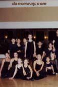BC's new Junior dance generation November 4, 2000