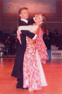 SnowBall Classic 2004 IDSF Open Standard Competition