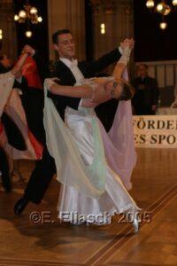 Philipp Niehsner & Victoria Rafeiner Austrian Ballroom Championship